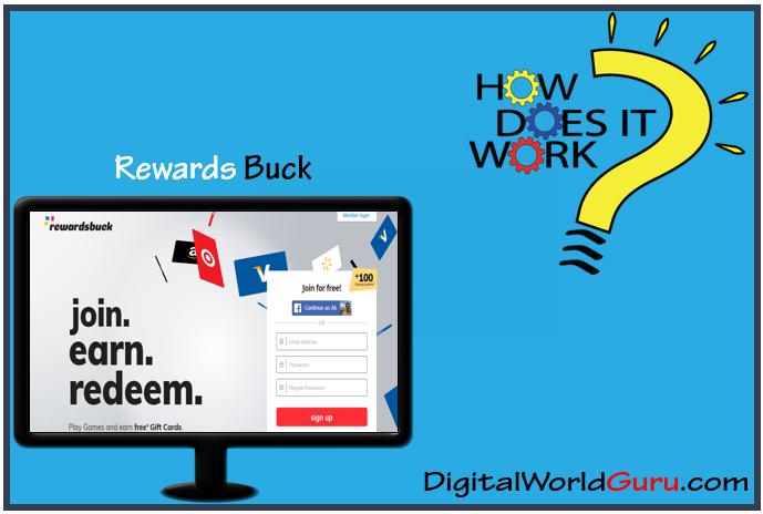how rewards buck works