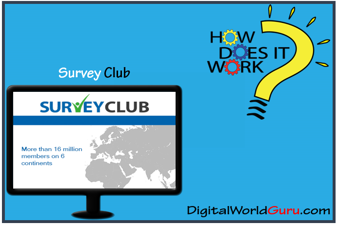 how survey club works