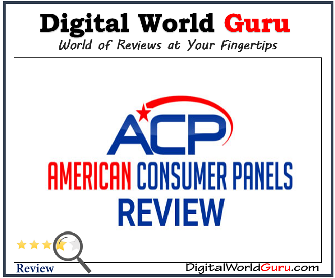 is American Consumer Panels scam