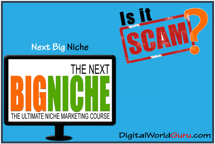 is next big niche scam