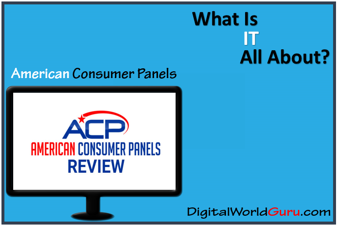 what is american consumer panels