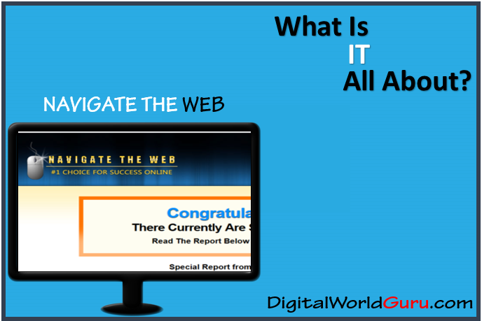 what is navigate the web