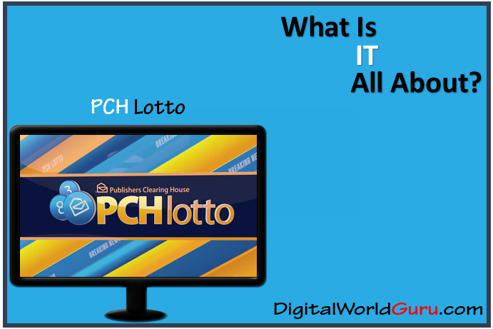 what is pch lotto