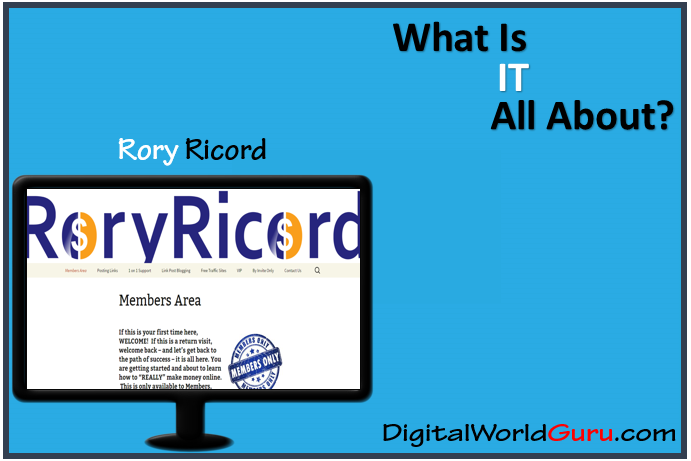 what is rory ricord