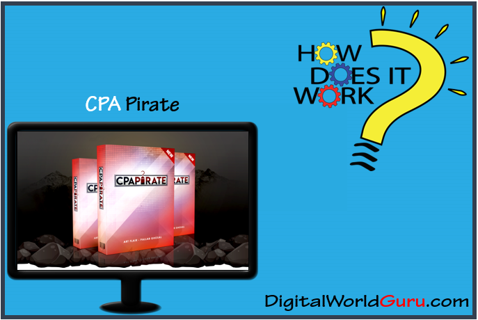 how cpa pirate works