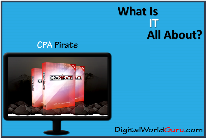what is cpa pirate about