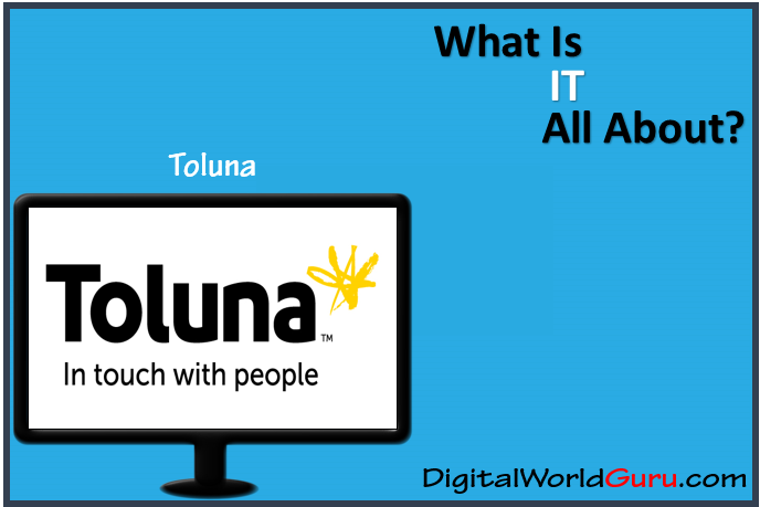 what is toluna