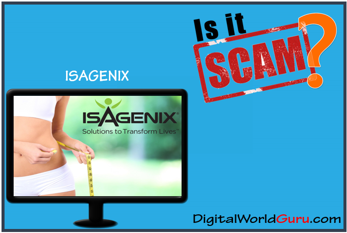 Is Isagenix scam