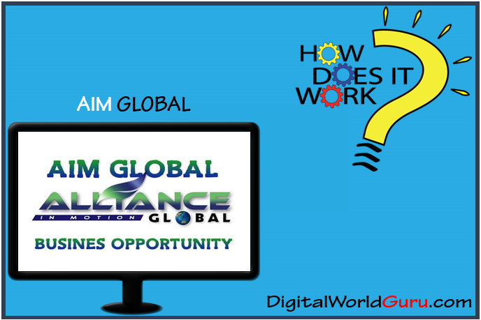 how aim global works