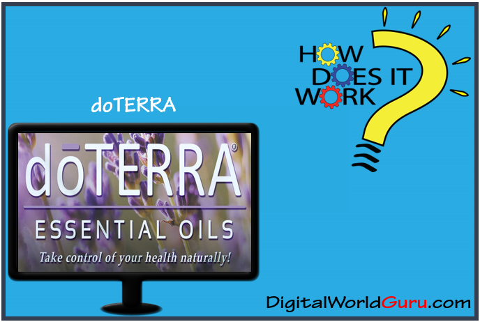 how doterra works