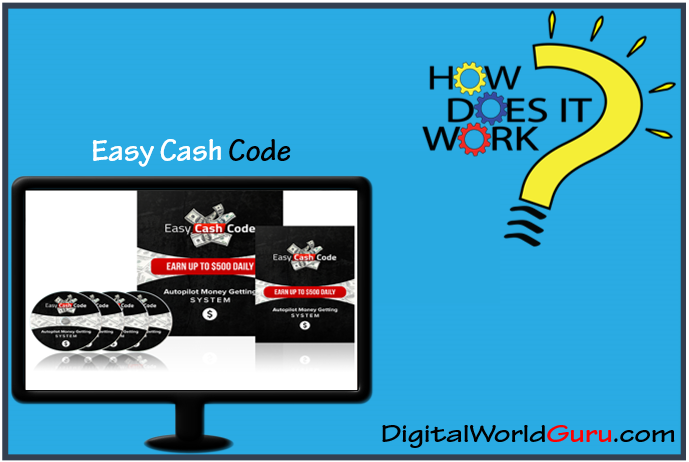 how easy cash code works