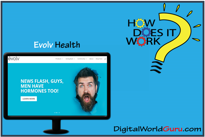 how evolv health works
