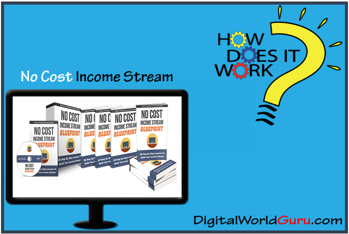 how no cost income stream works