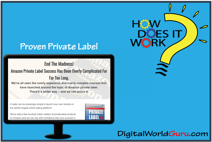 how proven private label works