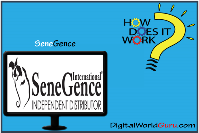 how senegence works