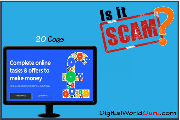 is 20 cogs scam