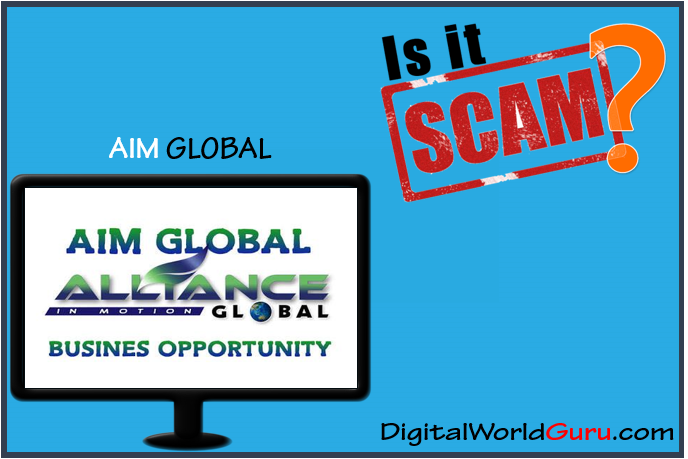 is aim global scam