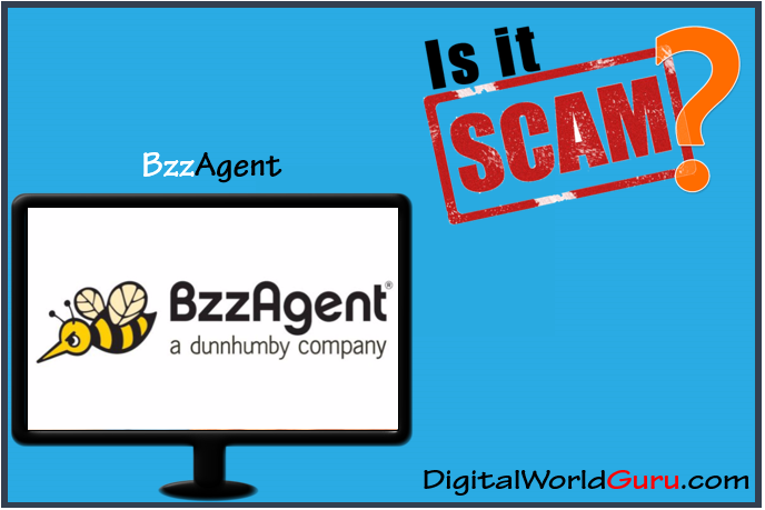 is bzzagent scam