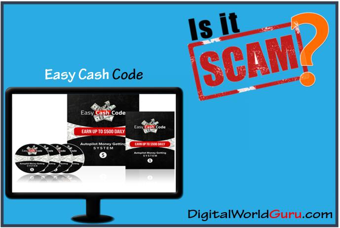 is easy cash code scam