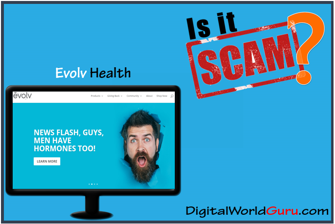 is evolv health scam
