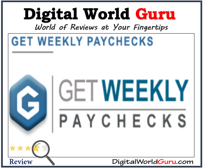 is get weekly paychecks scam
