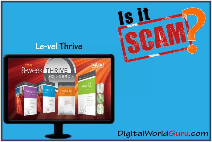 is le-vel thrive scam