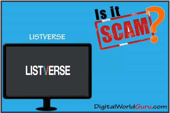 is listverse legit or scam