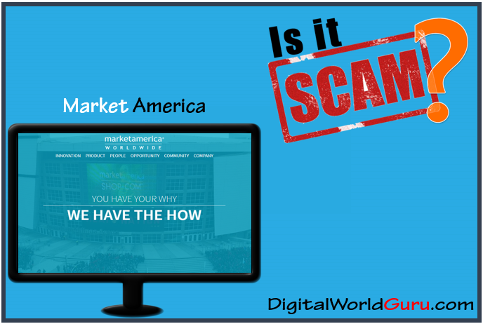 is market america scam