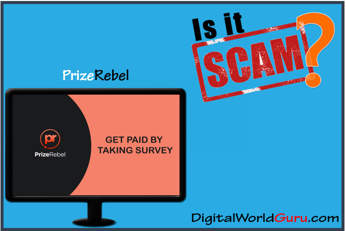 is prizerebel scam