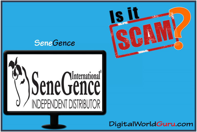 is senegence scam