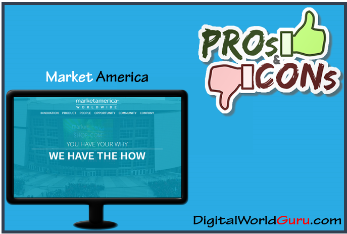pros and cons of market america