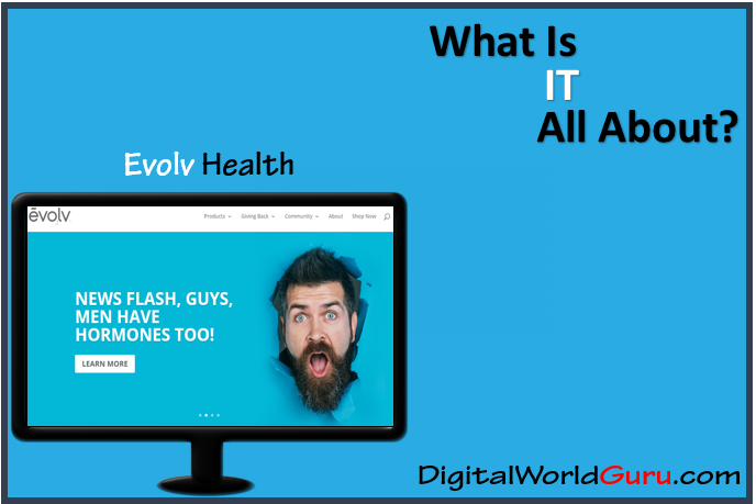 what is evolv health
