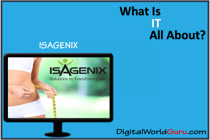 what is isagenix