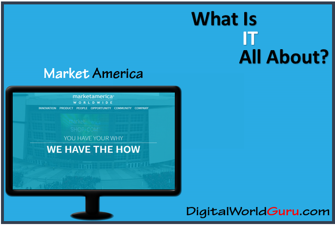 what is market america