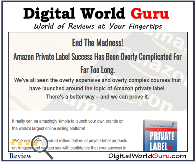 what is proven private label