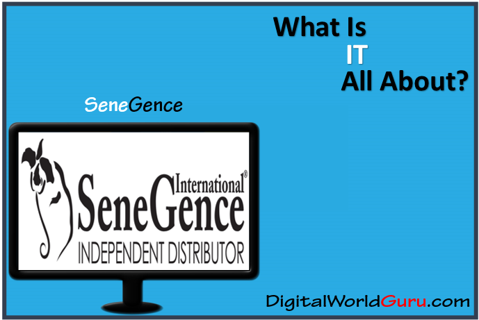what is senegence