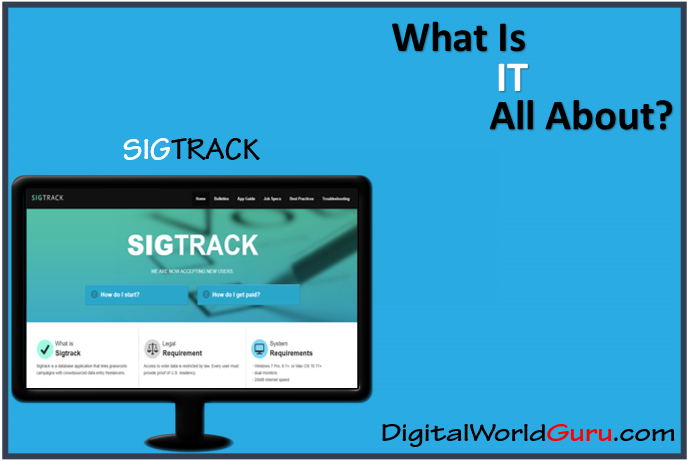 what is sigtrack