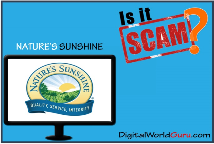 Is Nature Sunshine scam