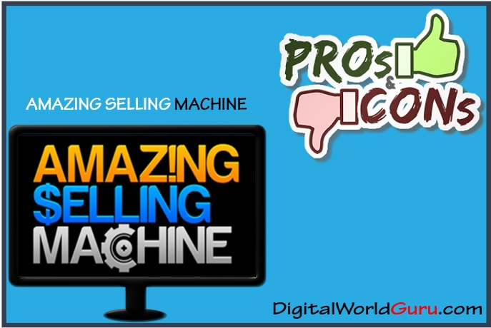 amazing selling machine pros and cons