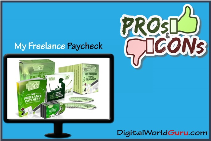 freelance paycheck pros and cons