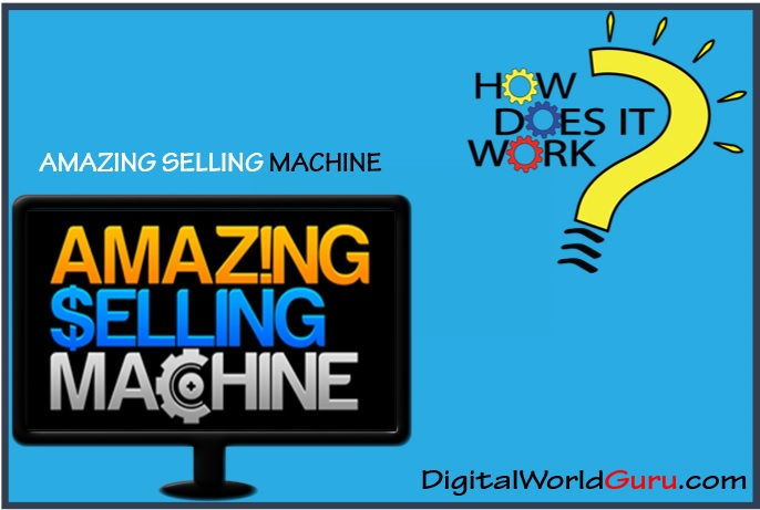 how amazing selling machine works