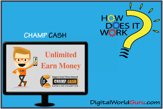 how champcash works