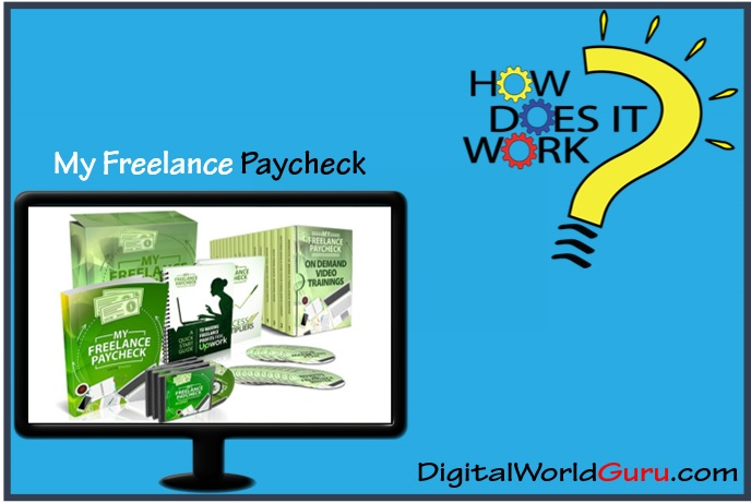 how freelance paycheck works