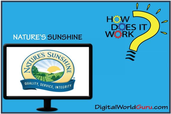 how natures sunshine works