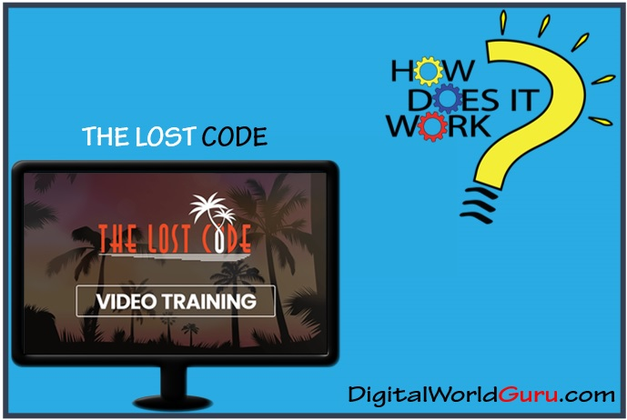 how the lost code works