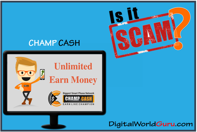 is champcash scam