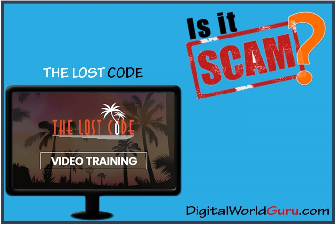 is the lost code scam