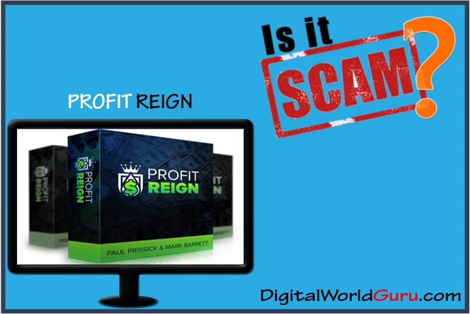 is the profit reign scam