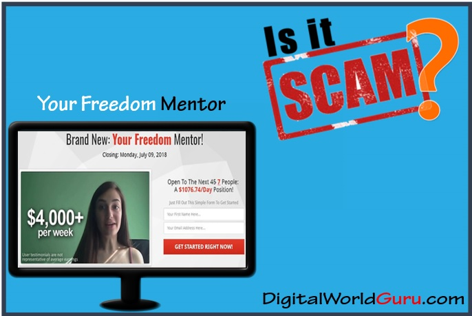 is your freedom mentor a scam