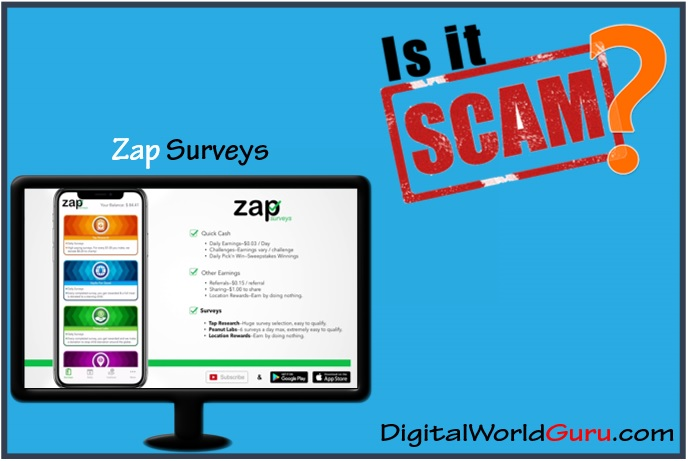 is zap surveys a legit program